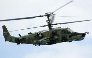 Kamov-KA-50-KA-52